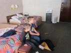 2013.23.3 - Boys enjoying cable tv :)