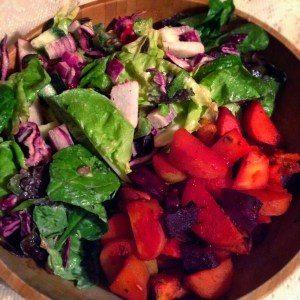 Healthy Vegan Food by Chrissy Faery