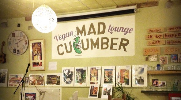Mad Cucumber Review by Chrissy Faery