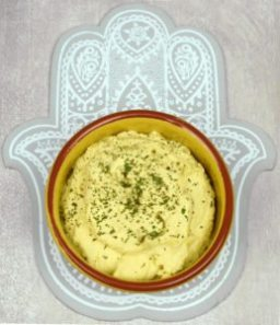 No Oil Vegan Hummus Recipe