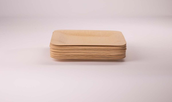 030 095 299A5848 1 - Square Bamboo Plate