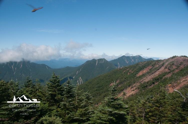 hiking nantai mountain-63