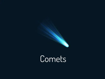 Comet facts
