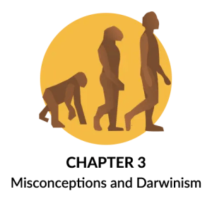 Misconceptions and Darwinism