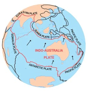 Indo-Australian Plate