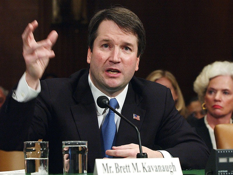 Judge Kavanaugh Hides from Record of Pro-Polluter, Anti ...