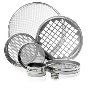 Sieves and Shakers