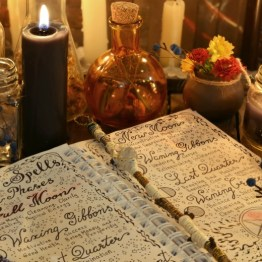 Spell Casting Basics - Earth Love and Magic