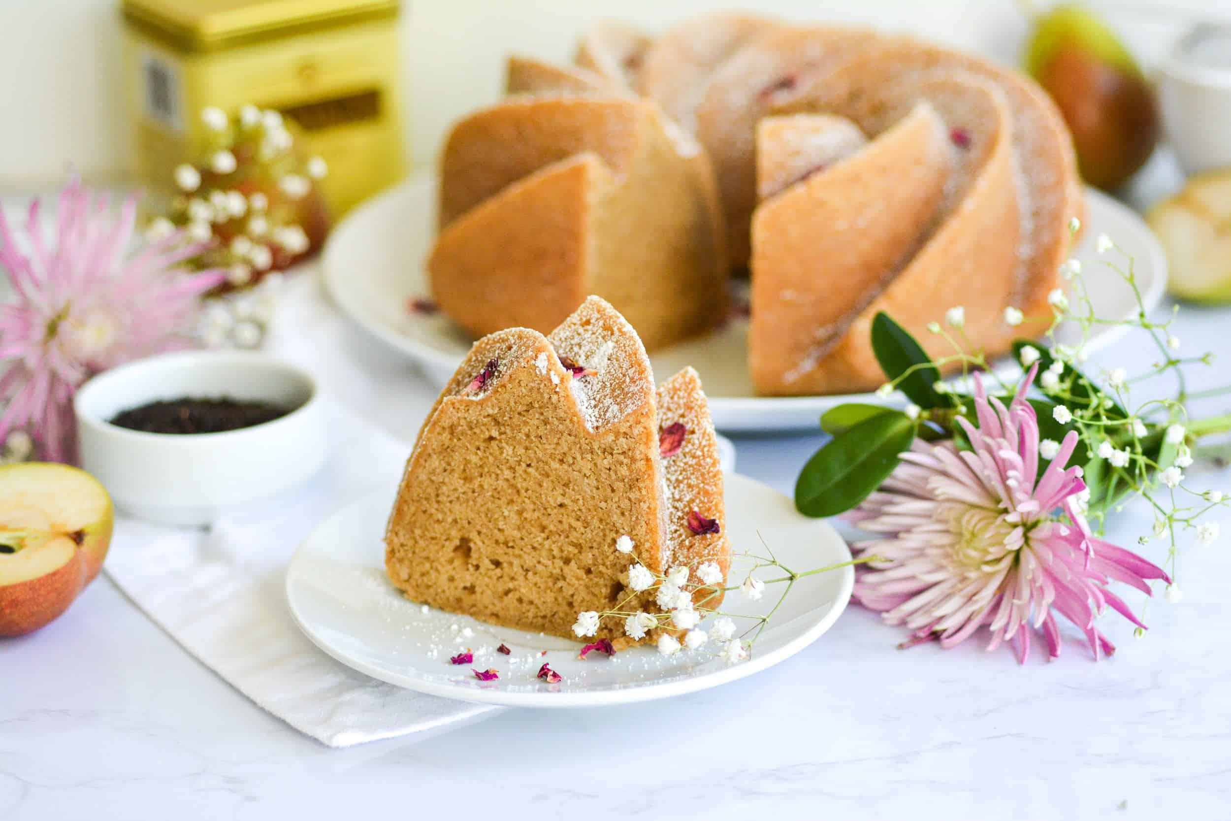 The Best Earl Grey and Vanilla Bundt Cake