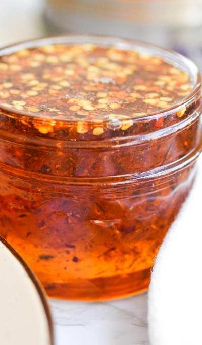 Vegan Hot Honey