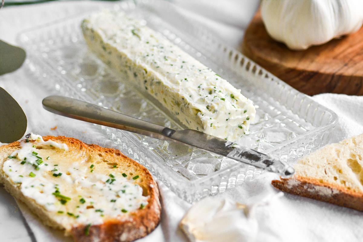 Vegan Garlic Butter