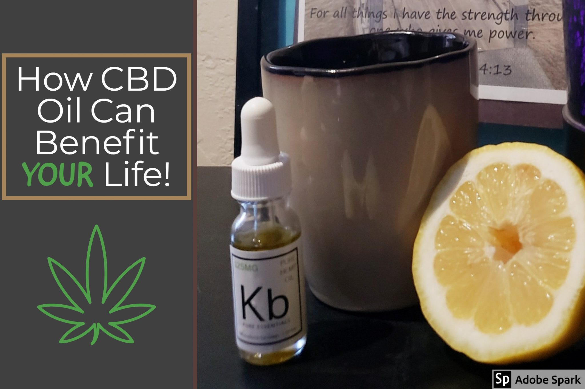 How CBD Oil Can Benefit YOUR Life