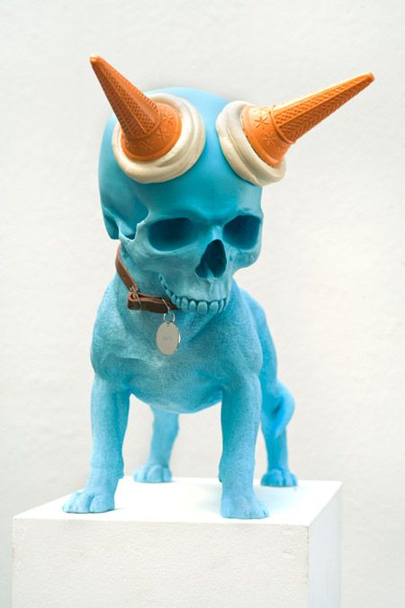Skull Dogs The New Trend In Home Decor Earthly Mission