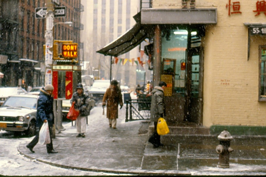 New York S Chinatown In The 1970s Earthly Mission