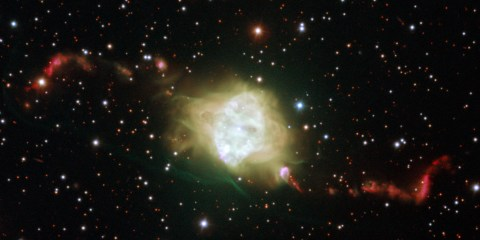 Fleming 1 Planetary Nebula, Credit: ESO/H. Boffin