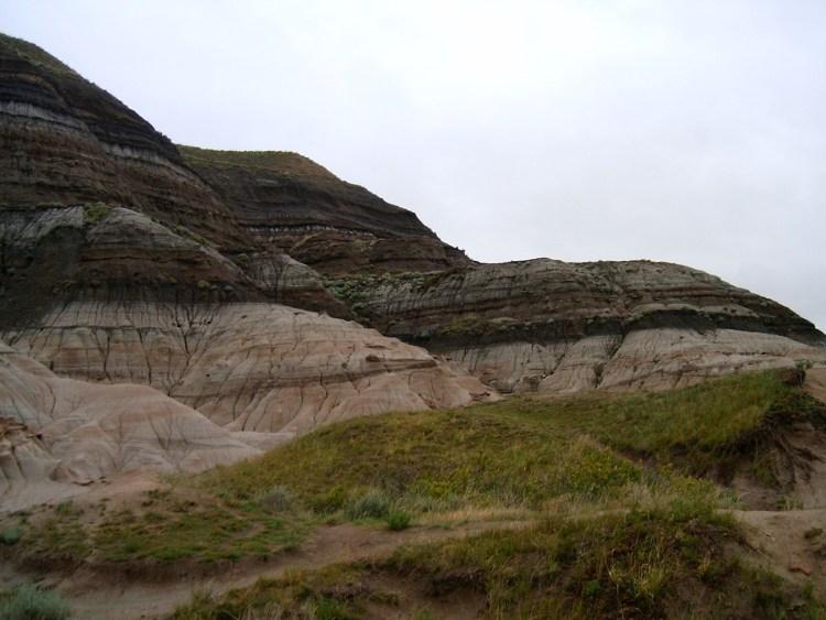 KT Boundary Rock Strata