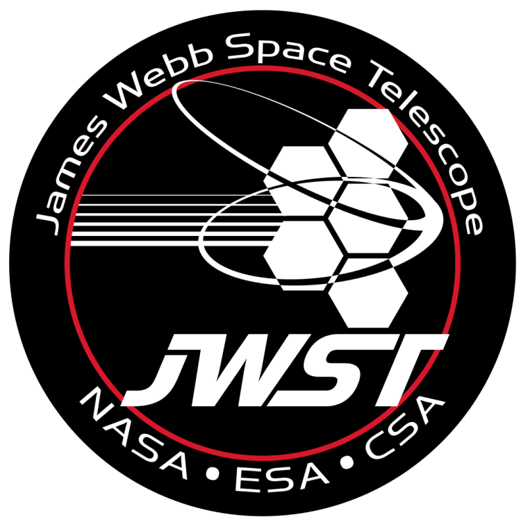 Webb Space Telescope Decal