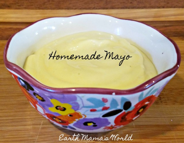 How to Make Homemade Mayonnaise