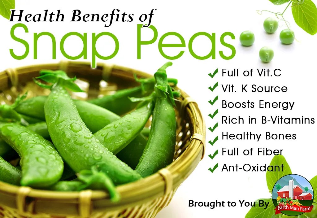 Health-Benefits-of-Snap-Peas