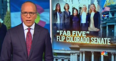 NBC Celebrates 'Fab Five' of Democratic Women Elected in Colorado