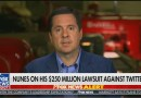 Rep. Nunes Calls Twitter Shadowban 'Orchestrated Effort,' Sues for $250M