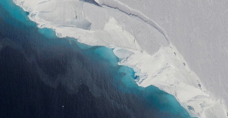 Apparently, 7.4 trillion tons of fake snow could save the West Antarctic Ice Sheet