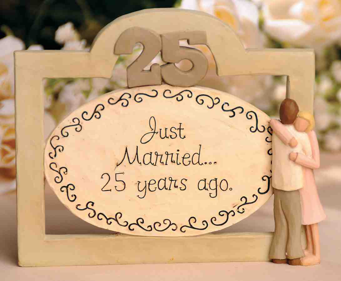 25Th Wedding Anniversary Gifts For Parents