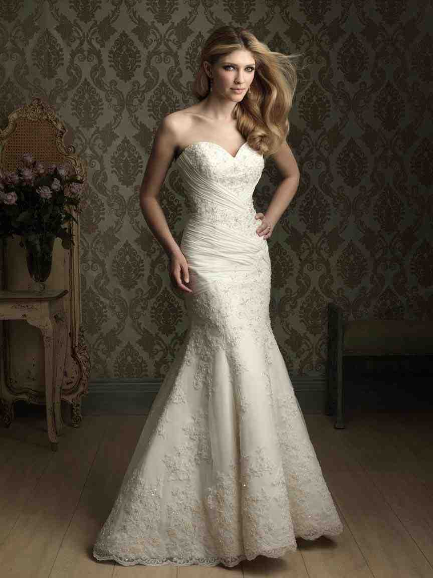Trumpet Wedding Dresses: Experience The Sensual Style