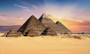 Ancient Egyptian Pyramids