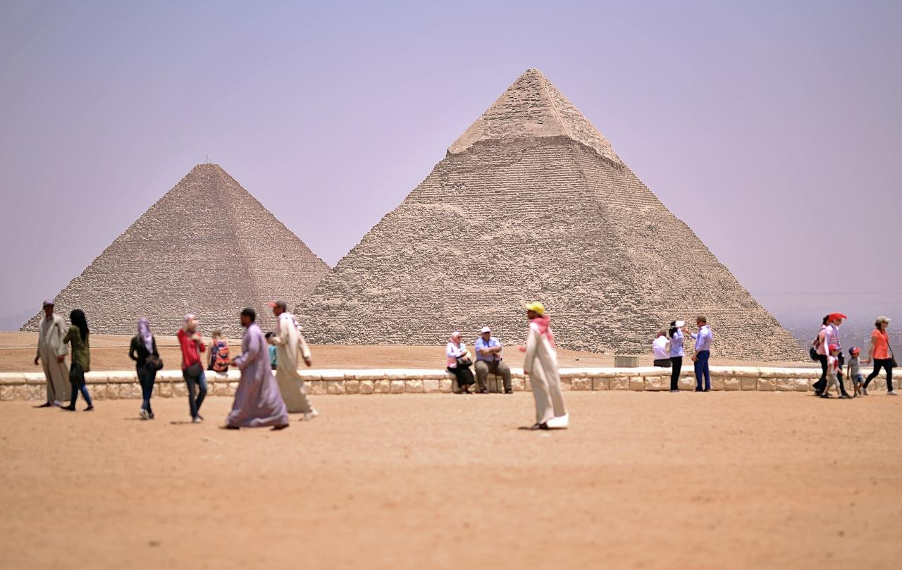 10 Fascinating Facts About The Ancient Egyptian Pyramids