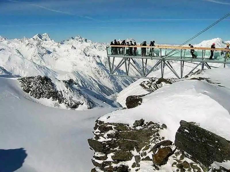 Tiefenbachkogl Viewing Platform, Austria