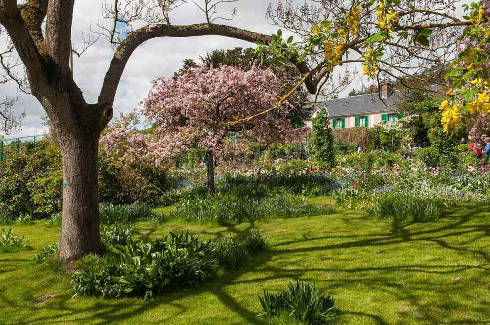 Claude Monet's Garden, Giverny, Northern France