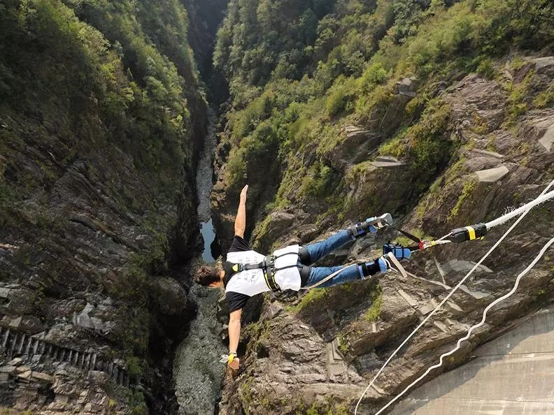 Bungee Jumps