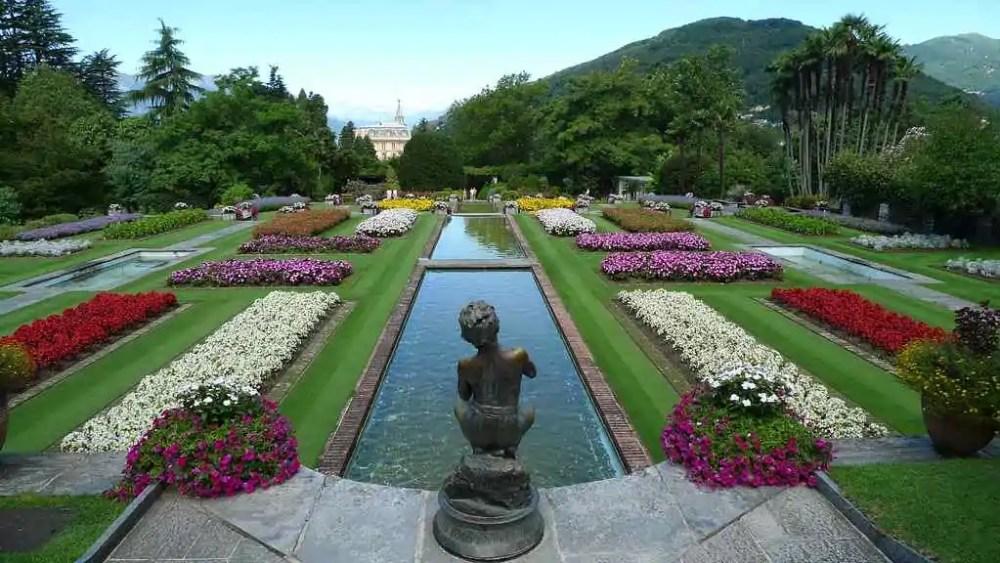 Giardini Botanici Villa Taranto, Piedmont, Italy