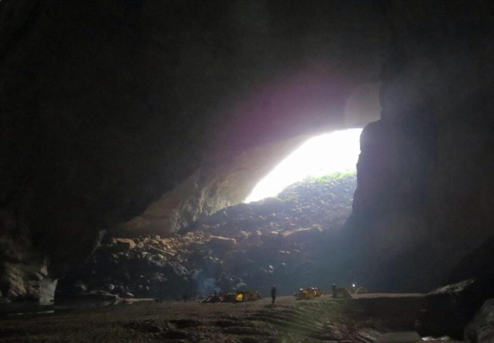 Caves In The World