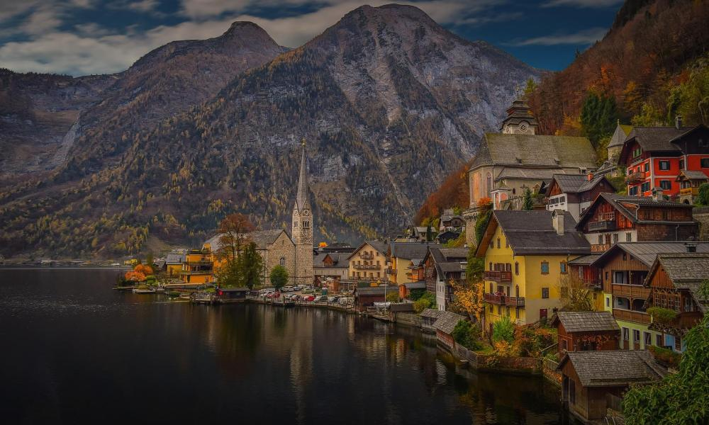 small towns in Europe