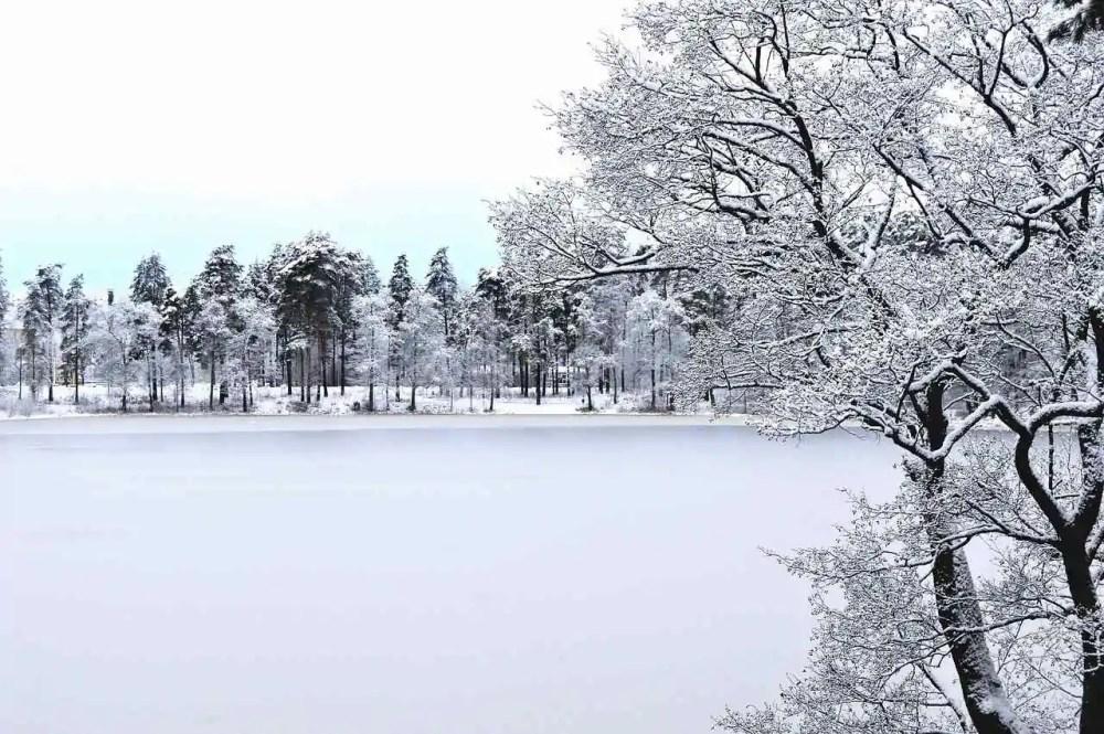 Sweden Winter Season
