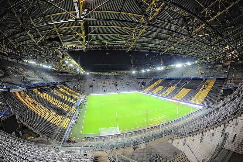 Westfalenstadion, Dortmund, Germany