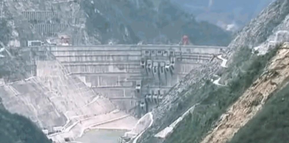 Xiaowan Dam, China