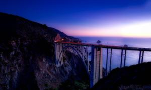 Tourist Attractions in California