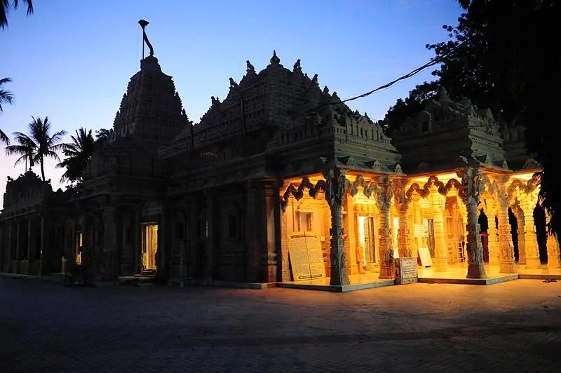 Jain Temples