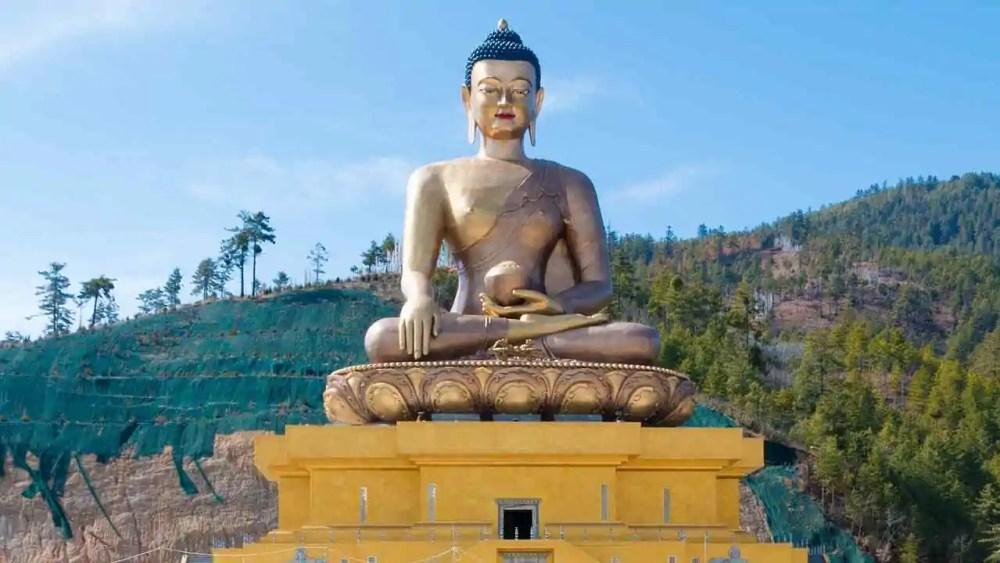 Buddha Dordenma, Thimphu, Bhutan