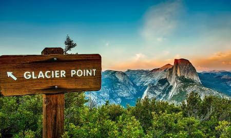 Attractions in Yosemite National Park