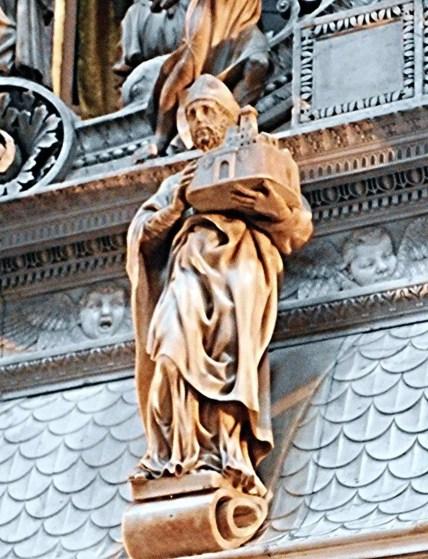 St. Petronius by Michelangelo