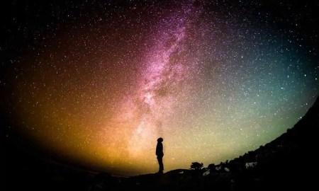 milky way, universe