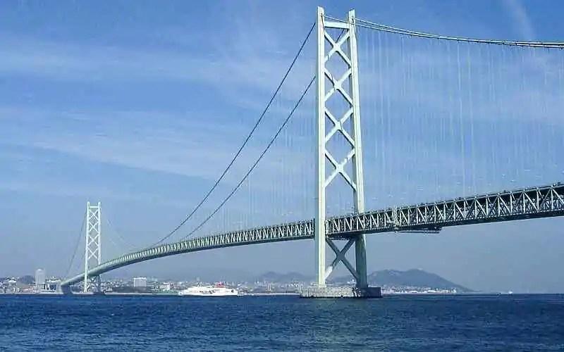 longest suspension bridge spans