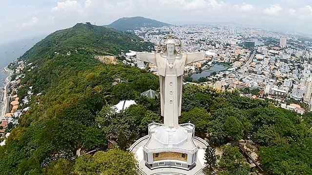 Christ of Vung Tau, Vietnam