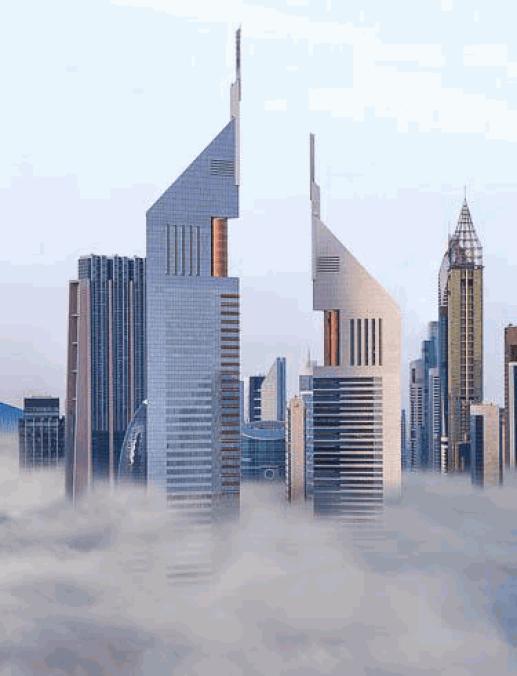 Emirates Towers – Dubai