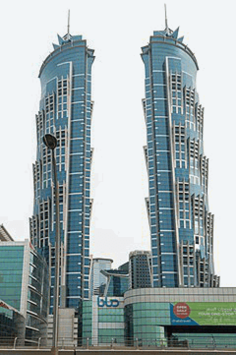 JW Marriott Marquis Dubai Tower 1 And 2 – Dubai