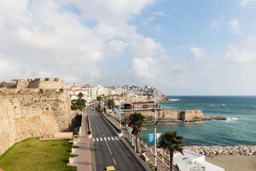 Melilla and Ceuta, Spain